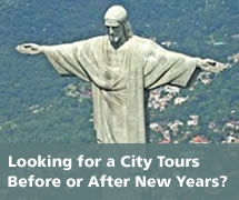 Looking for a City Tours Before or After New Year's?