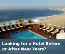 Looking for a Hotel Before of After New Year's?
